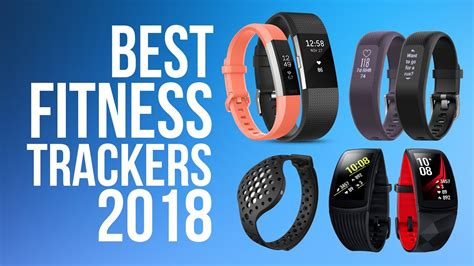 best fitness trackers of 2018 top 10 best fitness