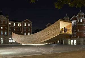 The Smile wins esteemed award at the 2016 Wood Design