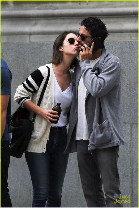 adelaide kane kisses mystery man  vancouver photo