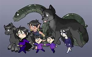 Loki and His Children - Humon Comics