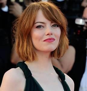Coupe Cheveux Carré Mi Long : coupe de cheveux carre droit ~ Melissatoandfro.com Idées de Décoration