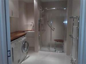 Shower, And, Utility, Area