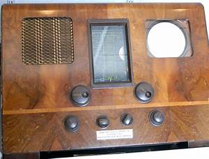 First Television Invented