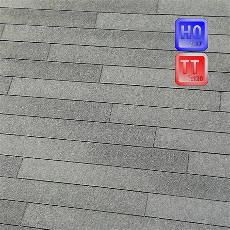 Dachpappe Und Dachplatten by Teerdachpappe Bastelplatte F 252 R Modellgeb 228 Ude H0 Tt