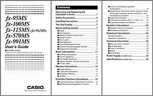 Casio Fx