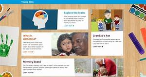 Alzheimer's charity launches new website to help children ...