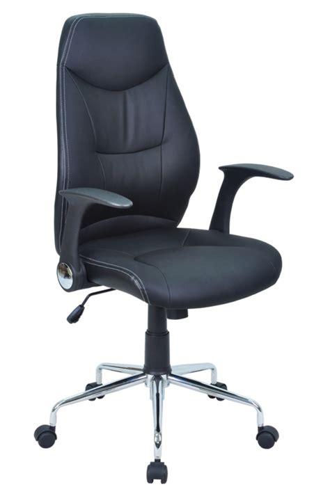 bureau basika fauteuil de bureau brontes noir