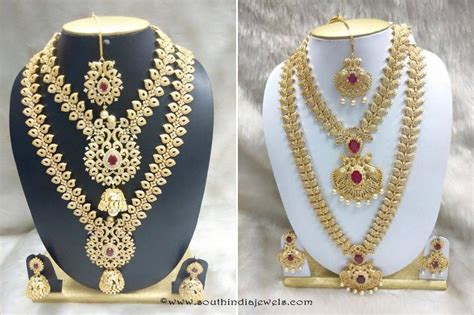 Wedding Jewelry Gold :  Fashion, Glitz, Glamour