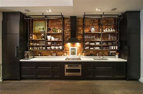 Industrie Look Küche by 100 K 252 Cheneinrichtung Beispiele Mit Industriellem Look