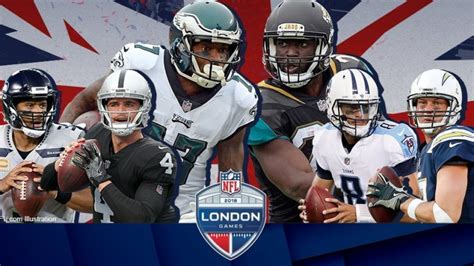 nfl schedule   london games announced
