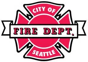 Seattle Fire Department Logo