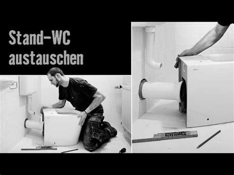 stand wc flachspüler version 2013 stand wc austauschen hornbach meisterschmiede