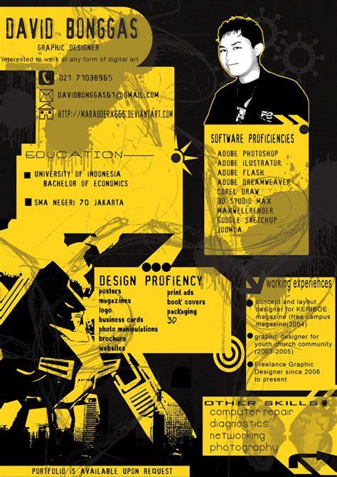 30 Artistic And Creative Résumés  Webdesigner Depot. Maintenance Manager Resume Samples. Bookkeeper Resume Samples. References For Resume Sample. Landscaping Resume Sample. Resume For A Teenager. Pharmacy Resume Examples. Professional Skills List For Resume. Resume Samples For Testing Professionals