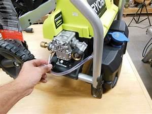 Ryobi Electric Pressure Washer 2 000 Psi 1 2 Gpm