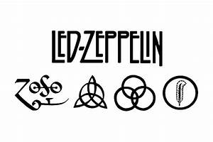 Led Zeppelin Vector images