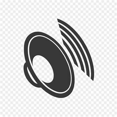 Icon Sound Clipart Speaker Clip Subwoofer Computer