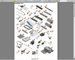 Hp Officejet 4500 Parts Diagram