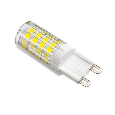 bombilla led g9 5w smd iluminashop