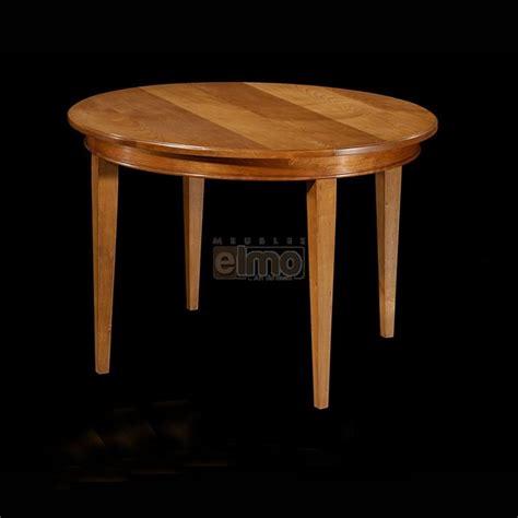 table salle a manger ronde extensible table de salle a manger ronde en bois myqto