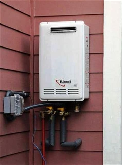 Tankless Water Heater Review  American Pacific