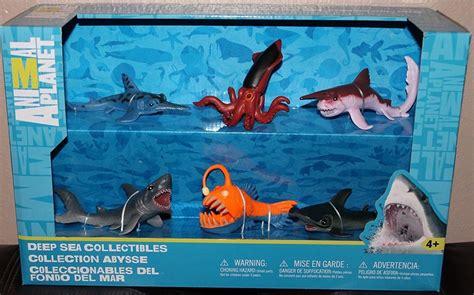 animal planet deep sea collectibles set  piece