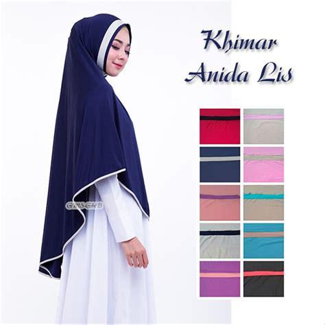 gambar hijab syari terbaru tutorial hijab terbaru