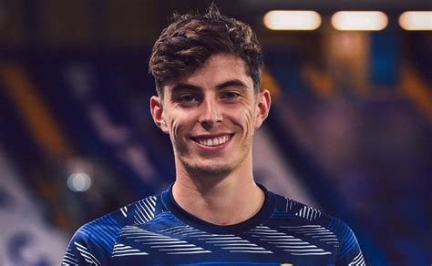Is he married or dating a new girlfriend? Who is Kai Havertz's Girlfriend? Details of His Dating Life!   Idol Persona