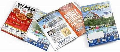Magazine Clipper Local Deals Advertising