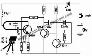 Doorbell Alarm Circuit  U0026 Water Sensing Alarm Sc 1 St