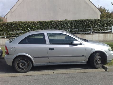 Opel Astra G by 2001 Opel Astra G Coupe Pictures Information And Specs