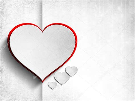 valentines day card background template stock photo