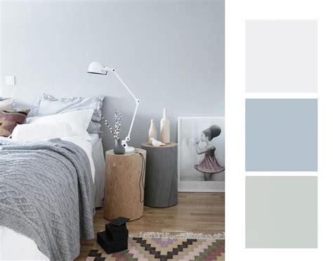 chambre esprit scandinave papiers peints pour une chambre scandinave au fil