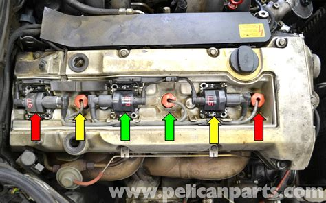 mercedes benz  valve cover gasket replacement