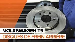Plaquette De Frein Et Disque : comment remplacer des disques de frein arri re et plaquettes de frein sur une volkswagen t5 ~ Medecine-chirurgie-esthetiques.com Avis de Voitures