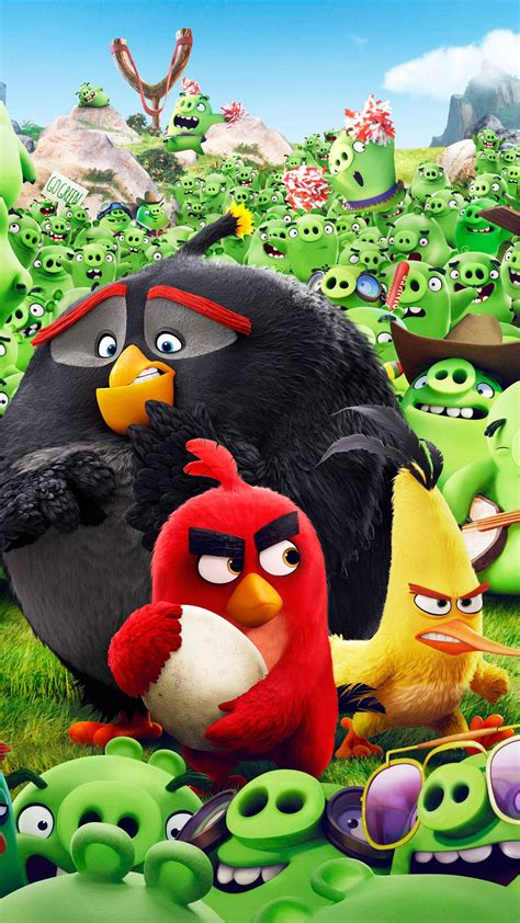 Animated Bird Wallpaper - angry birds animation wallpapers hd wallpapers