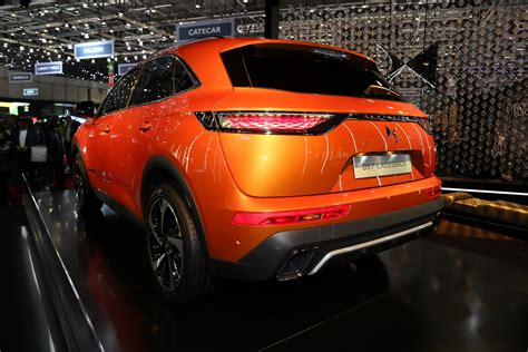 New Ds7 Crossback Is A Surprisingly Interesting Take On