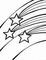 Coloring Stars Printable sketch template