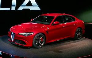 Alfa Romeo Giulia QV With 510PSOfficial Details And High