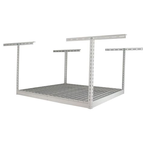 new age ceiling storage rack ceiling shelving compare prices at nextag