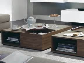 10 modern coffee tables With modern square coffee table designs