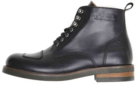 Helstons Bovin Motorcycle Shoes Boots City Urban