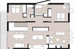 Split Level Haus Grundriss : grundrisse aus der zeitschrift h user 2016 sch ner wohnen ~ Markanthonyermac.com Haus und Dekorationen