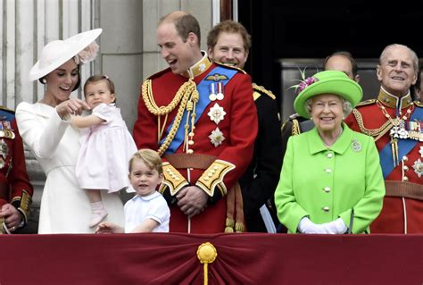 princess charlotte  prince george effect early days