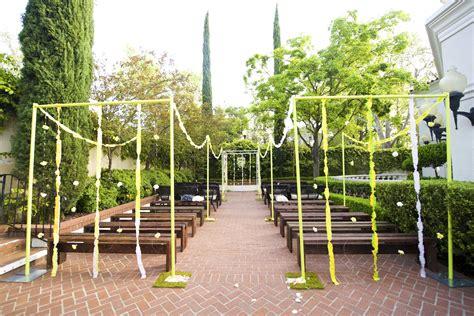 wedding decoration wedding dresses outdoor ceremony