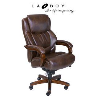 la z boy delano big tall comfort core executive office