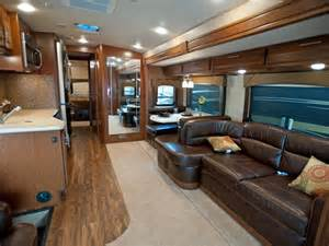 5th Wheel Campers With Bunk Beds by Take The 2014 Rv Tour Decorating And Design Ideas For