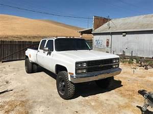 1989 Chevrolet Silverado V3500 For Sale  K