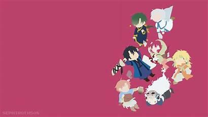 Yona Akatsuki Chibi Minimalist Anime Sephiroth508 Desktop