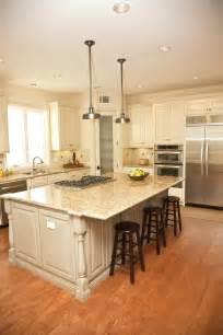 Kitchen Island Countertop Overhang 84 Custom Luxury Kitchen Island Ideas Designs Pictures