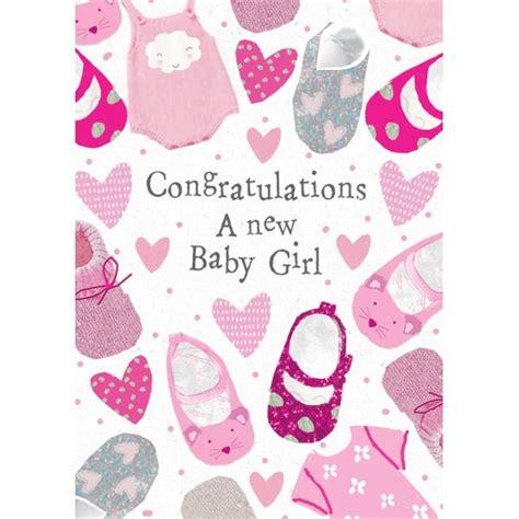 congratulation to new baby girl